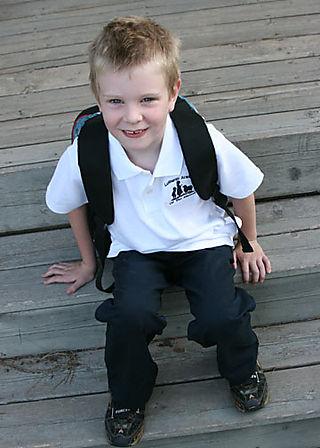 Lucas-1st-grade-1st-day