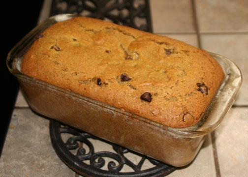 Pumpkin-Bread-Finished-Loaf