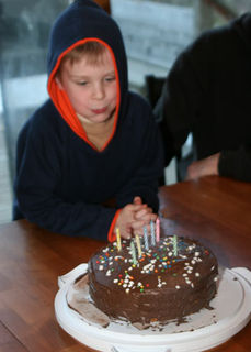 Luke's-7th-birthday-candles