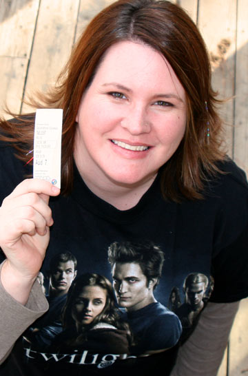 Sheila-w-Twilight-ticket