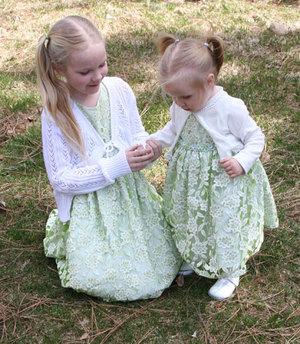Easterdressthegirls