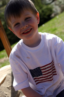Lucas_american_flag_shirt